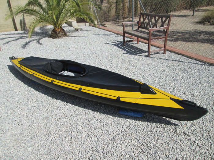 NERIS Valkure-1 single seater folding kayak