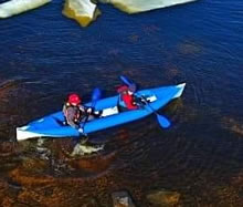 NERIS Smart framed inflatable hybrid kayak